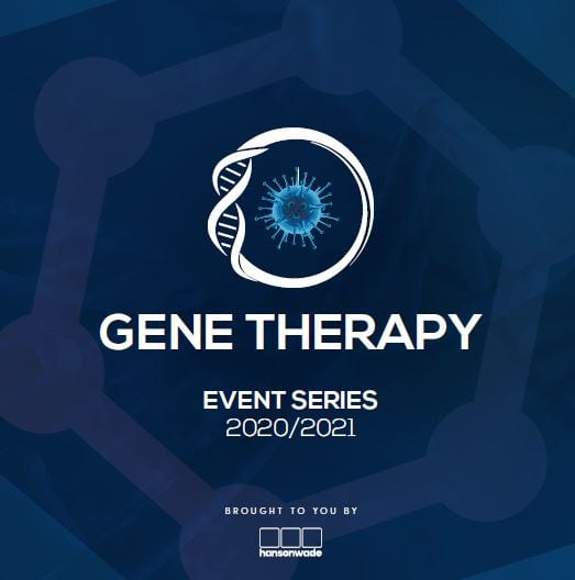 Gene Therapy Event Series Prospectus Front cover